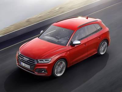 2018 Audi SQ5 TDI