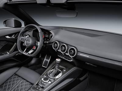 2018 Audi TT RS Roadster