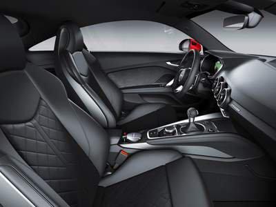 2019 Audi TT Coupé