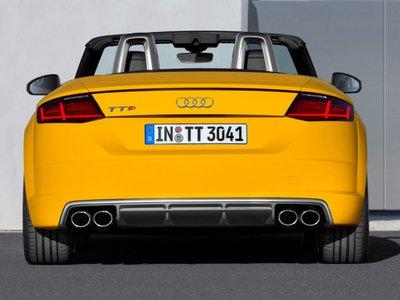 2018 Audi TTS Roadster