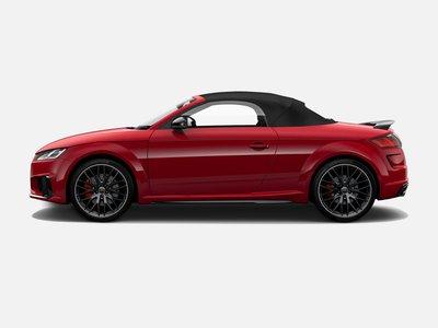 2021 Audi TTS Roadster
