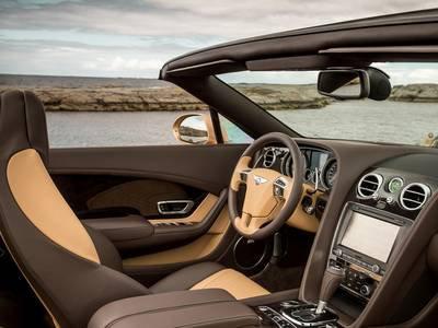 2018 Bentley Continental GT Convertible