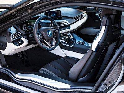 2019 Bmw i8 coupé