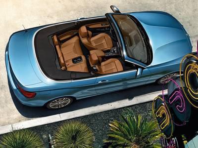 2019 Bmw Serie 2 Cabrio