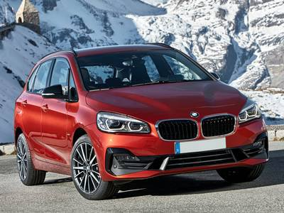 BMW Nuova Serie 2 Active Tourer