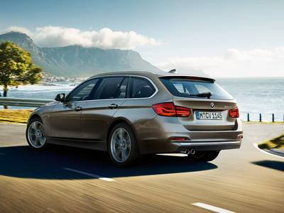 2019 Bmw Serie 3 Touring