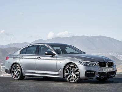 BMW Nuova Serie 5 Berlina