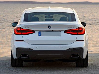 2021 Bmw Serie 6 Gran Turismo