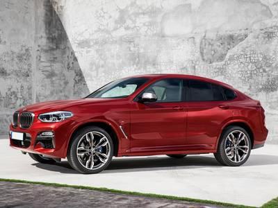 BMW Nuova X4