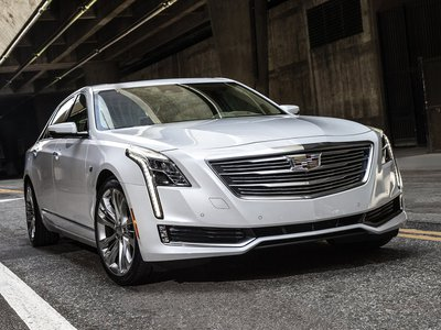2018 Cadillac CT6 Berlina