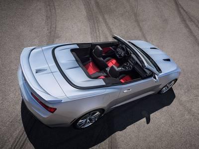 2018 Chevrolet Camaro Cabrio