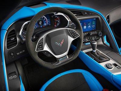 2019 Chevrolet Corvette Stingray Cabriolet