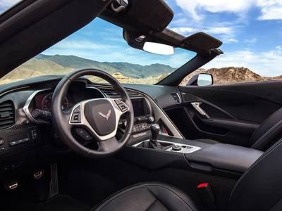 2018 Chevrolet Corvette Stingray Cabriolet