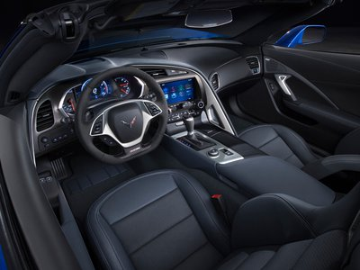 2018 Chevrolet Corvette Z06 Cabriolet