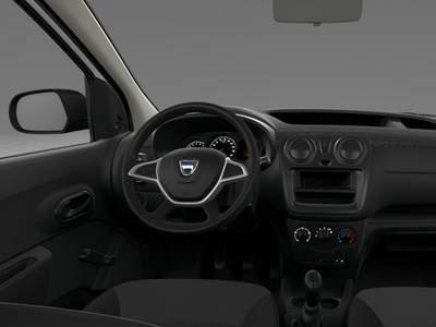 2018 Dacia Dokker 4 porte