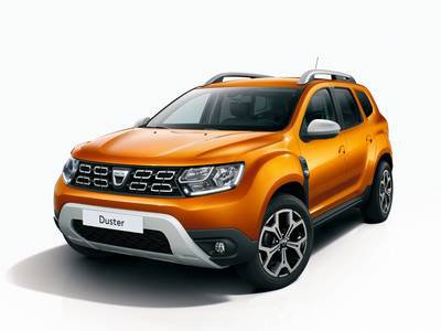 Dacia Nuovo Duster