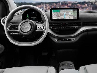 2020 Fiat 500 elettrica