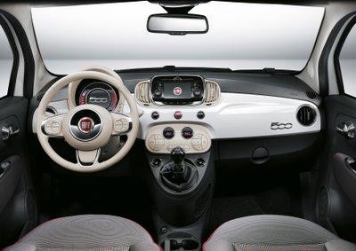 2018 Fiat 500C