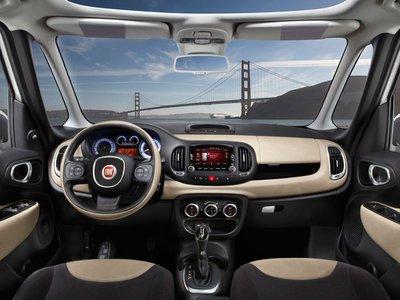 Configuratore Nuova Fiat 500l Trekking E Listino Prezzi 2017