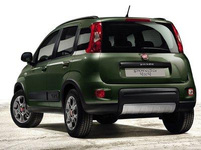 2019 Fiat Panda 4x4