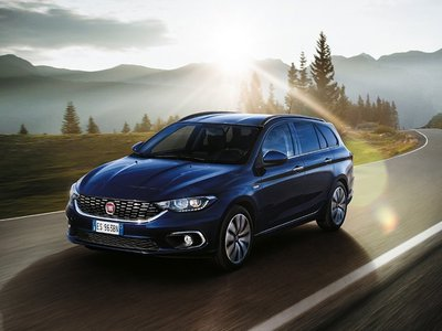 2019 Fiat Tipo Station Wagon