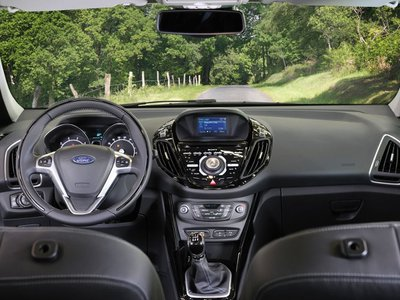 2017 Ford B-Max