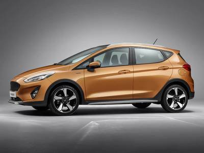 2019 Ford Fiesta Active