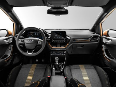 2021 Ford Fiesta Active