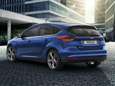 2018 Ford Focus 5 porte