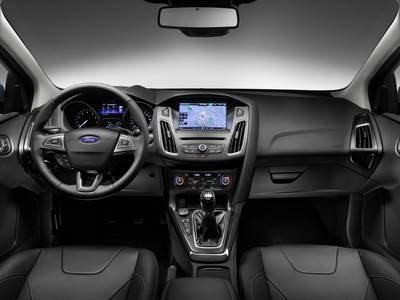 2018 Ford Focus Wagon