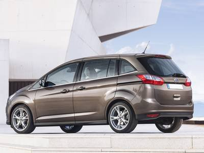 2018 Ford C-Max 7