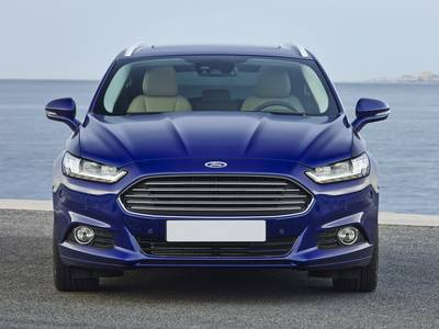 2018 Ford Mondeo Wagon