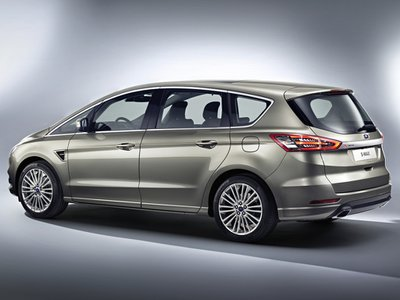 2019 Ford S-Max