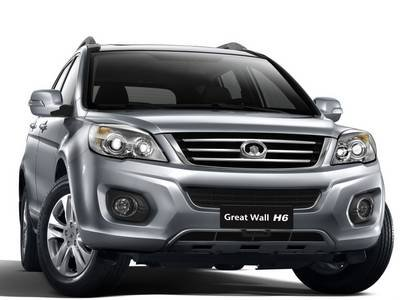 2014 Great Wall H6