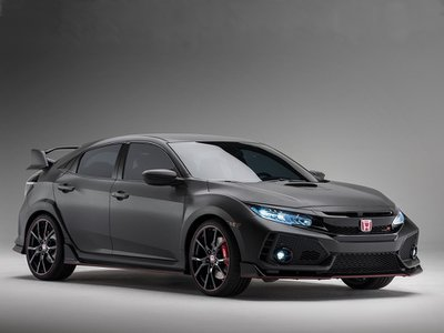 Honda Nuova Civic Type R