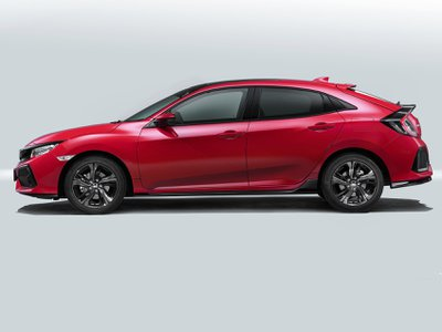 2018 Honda Civic 5 porte