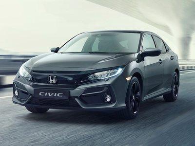 2020 Honda Civic 5 porte
