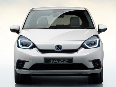 2021 Honda Jazz Hybrid