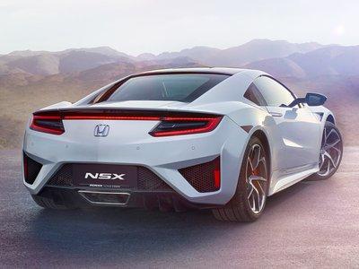 2019 Honda NSX