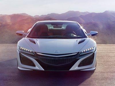 2018 Honda NSX