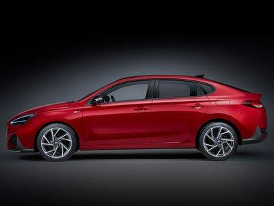 2021 Hyundai i30 Fastback