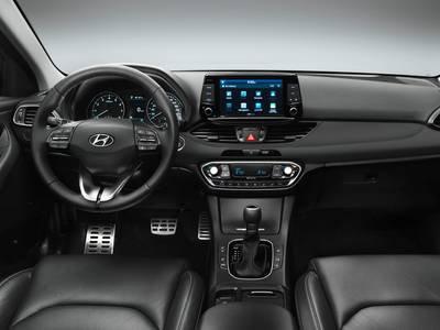 2018 Hyundai i30