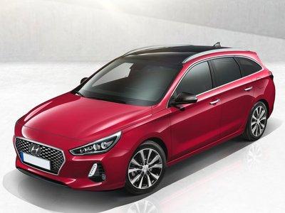 Hyundai Nuova i30 Wagon