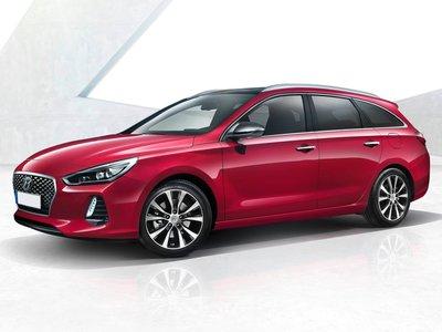 2018 Hyundai i30 Wagon