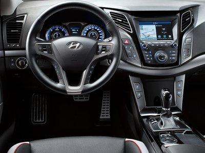 2019 Hyundai i40 Wagon