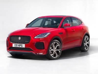 Jaguar Nuovo E-Pace