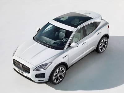 Configuratore Nuova Jaguar E Pace E Listino Prezzi 2018