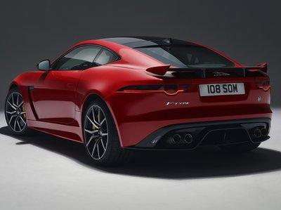 2020 Jaguar F-Type Coupé