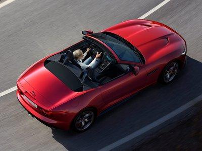 2022 Jaguar F-Type Convertibile