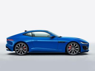 2021 Jaguar F-Type Coupé